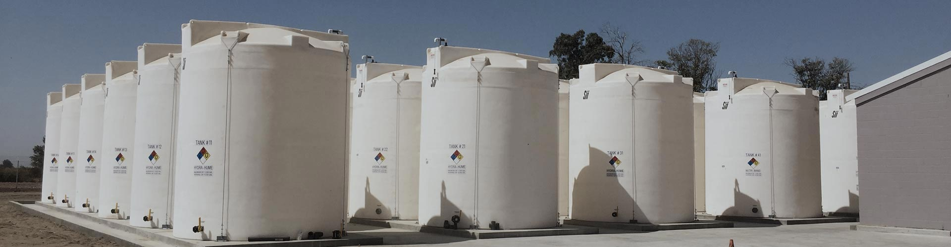 Bulk Storage Tanks