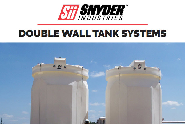 Captor & Double Wall Tanks Brochure