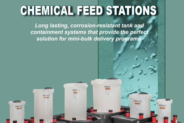 Chemical Feed Stations Brochure