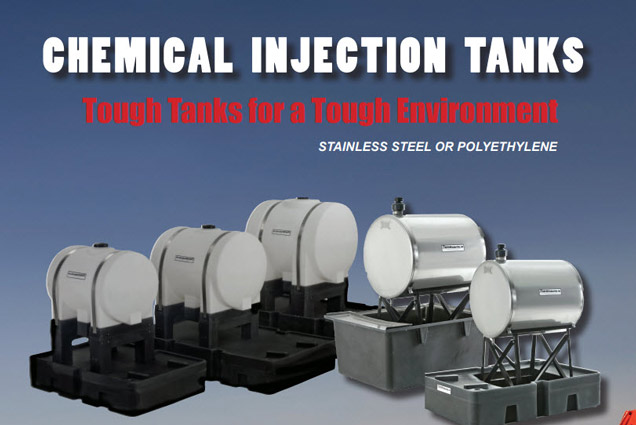 Chemical Injection Tanks Brochure