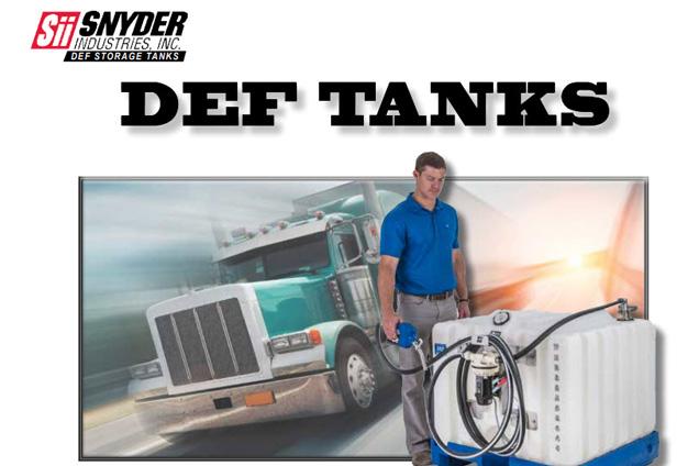 DEF Tanks Brochure