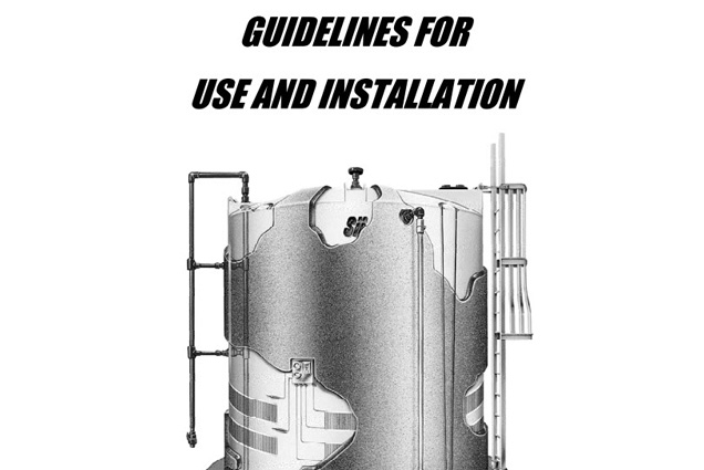 GUIDELINES FOR USE & INSTALLATION