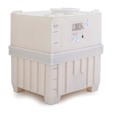 Deuce Double Wall IBC Totes