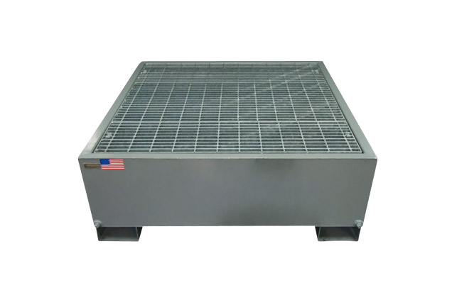 IBC Tote Containment Basins
