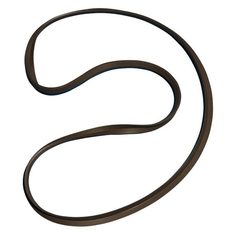 341031 22in Drum Cover Gasket - V Shape
