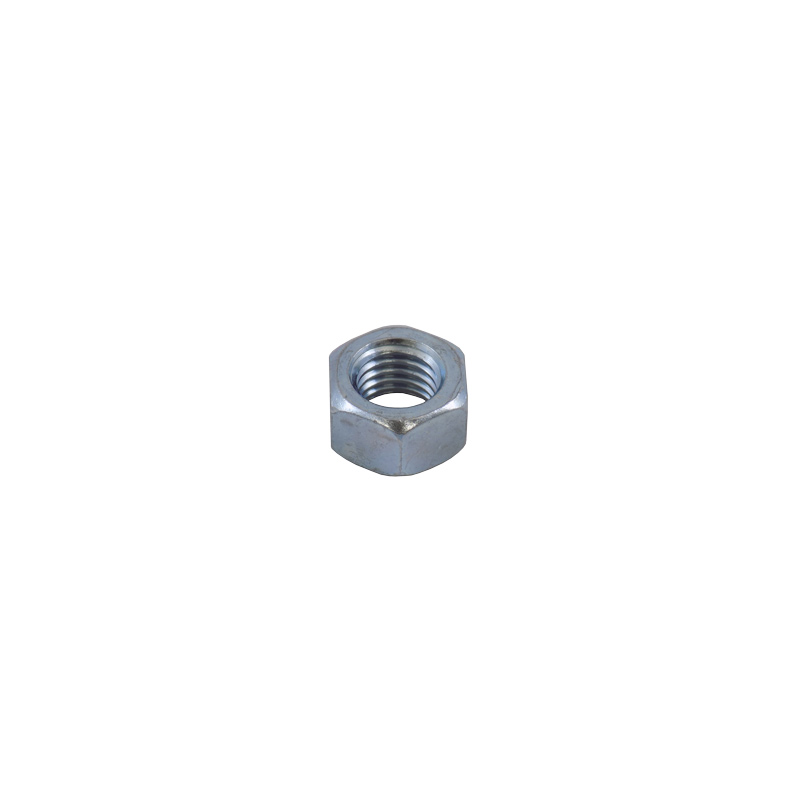 35100330 Zinc Plated Clamp Ring Hex Nut