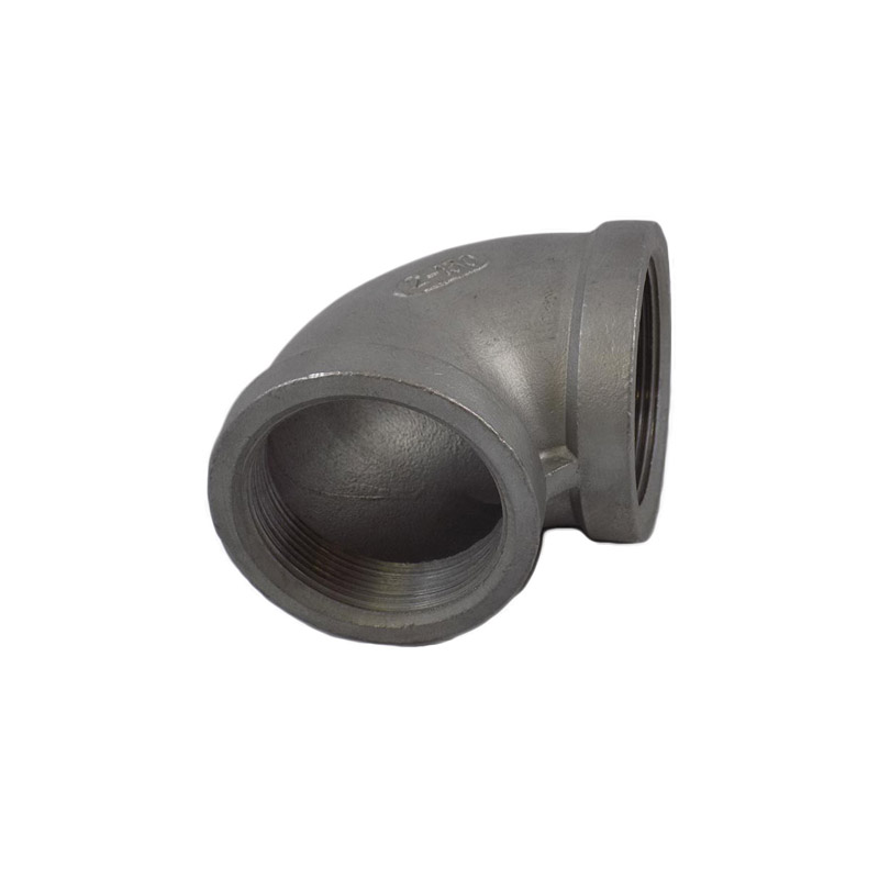 35300529 2in 90 Degree 304 SS Threaded Street Elbow