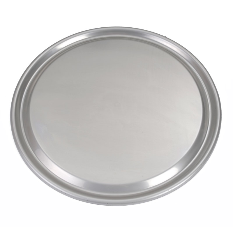 35901514 22 5/16in 304 SS Flat Lid - Raised Center
