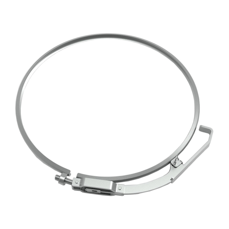 35901932 22 5/16in 304 SS Lever-Lock Clamp Ring (Only for NON-UN/DOT application)