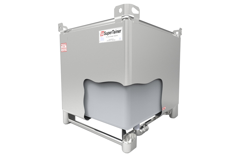 Double Wall IBC Tote