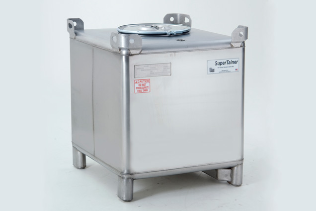 Stainless Steel IBC Totes