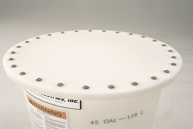 Bolted & Sealed Lid Assembly