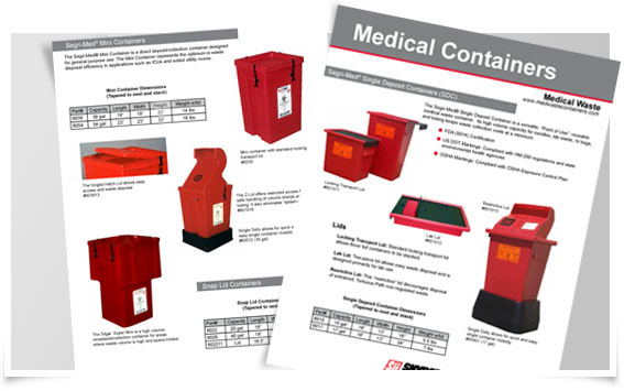 Medical Waste Brochure