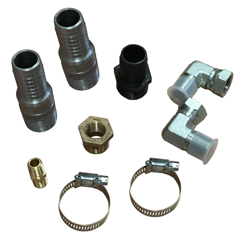 34702305 1 In. Pump Inlet Plumbing Kit