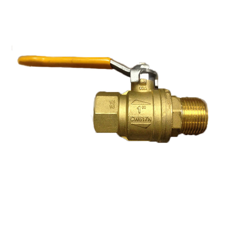35400365 Brass Ball Valve