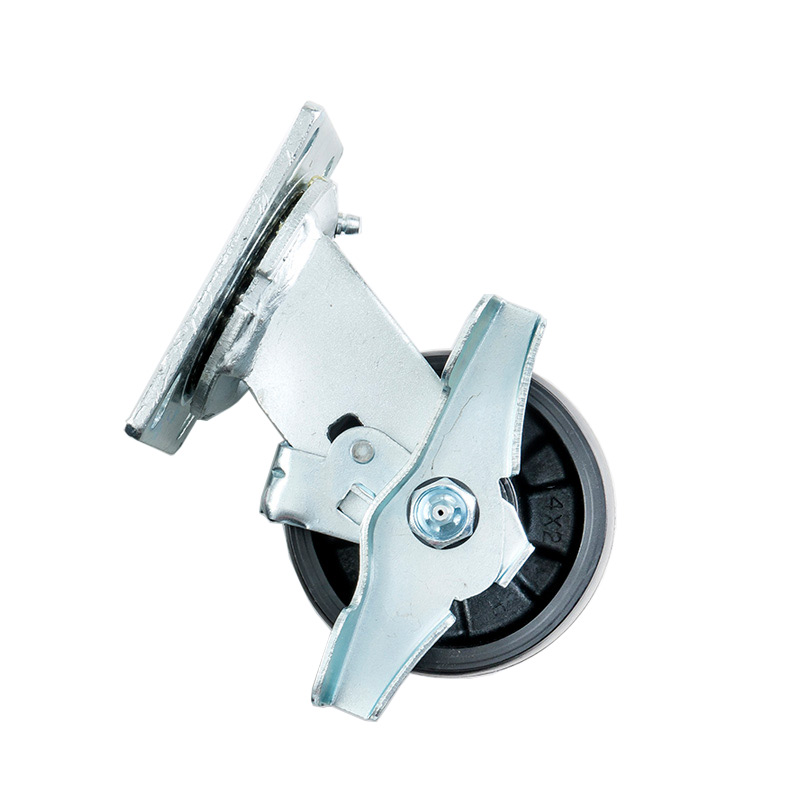 36100064 Caster only, 4 In. Swivel w/brake