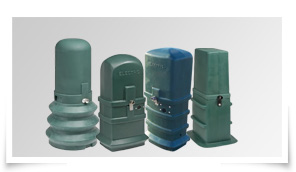 above grade pedestal products
