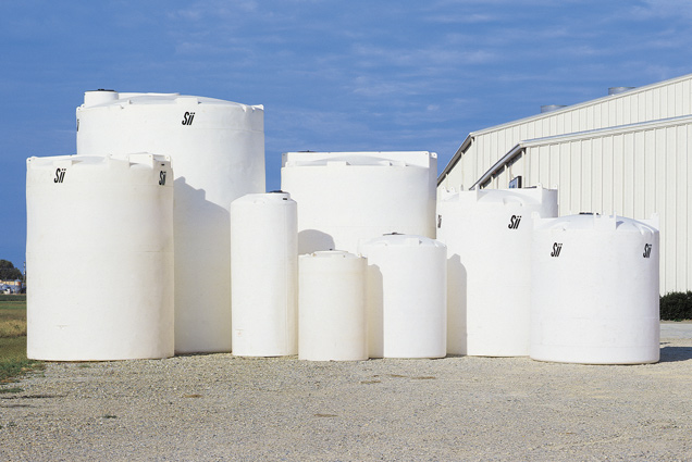 Above Ground Water Tank Guidelines | Snyder Industries