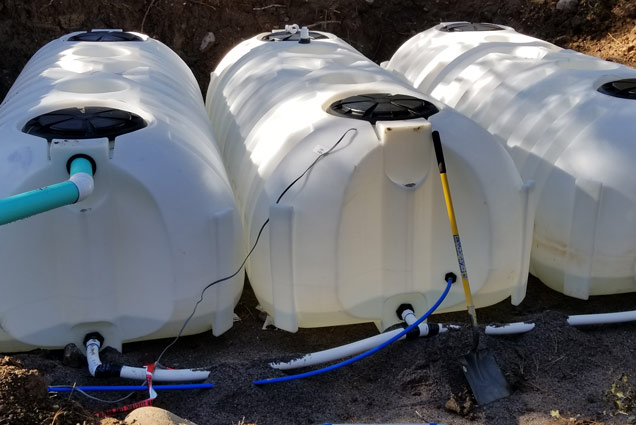 SEPTIC TANK INSTALLATION INSTRUCTIONS