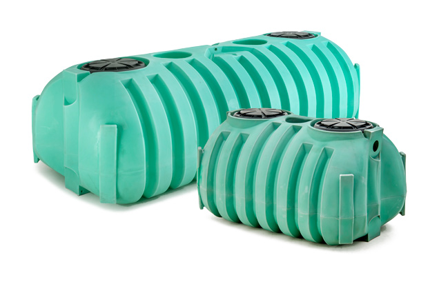 NexGen D2 Septic Tanks