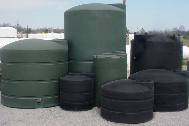 Opaque Water Tanks
