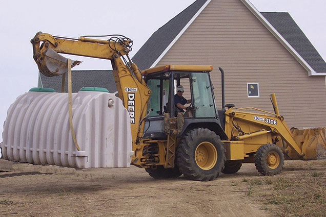 septic and water tank solutions