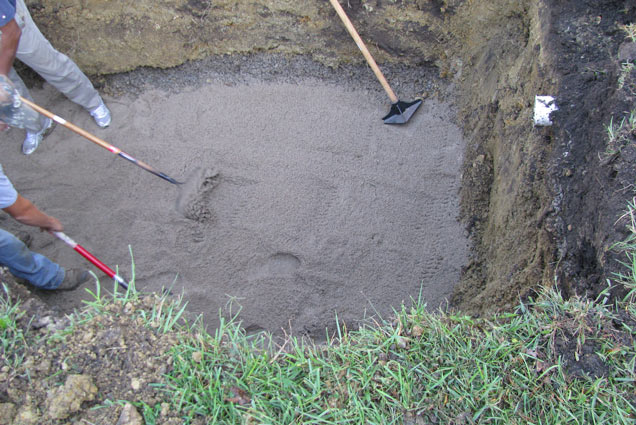 SEPTIC TANK SITE PREPARATION INSTRUCTIONS