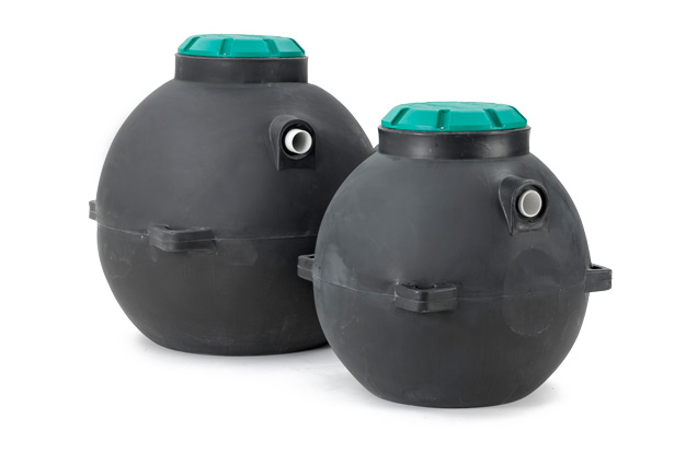 Small Septic Tanks